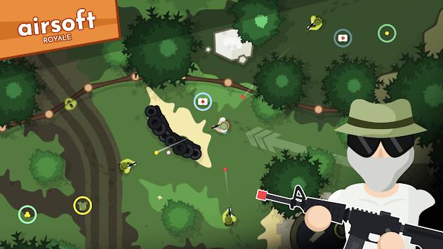 Silo's Airsoft Royale APK screenshot 1
