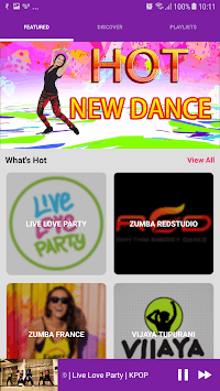 Fitness Dance - Dance Fitness Workout for US APK screenshot 1