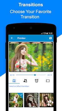 Flipagram Video Editor + Music : Slideshow Maker APK screenshot 1