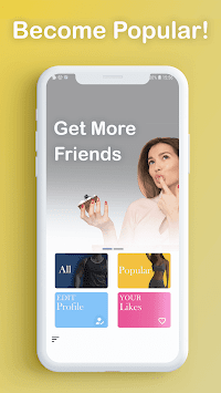 Find Friends for Snapchat,Girls usernames for Snap APK screenshot 1