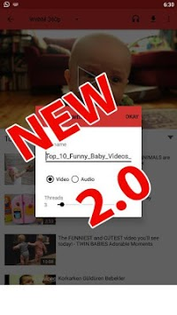 Full Movie Video Player 2.0 APK screenshot 1