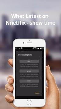 Remote control for (netflix tv) play APK screenshot 1