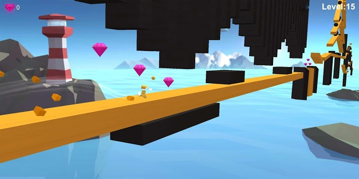 Crazy Runner APK screenshot 1
