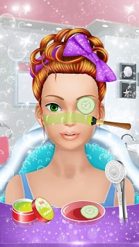Girl Power: Super Salon for Makeup and Dress Up APK screenshot 1