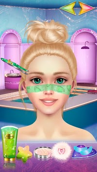 Skater Girl Dress Up and Makeover APK screenshot 1
