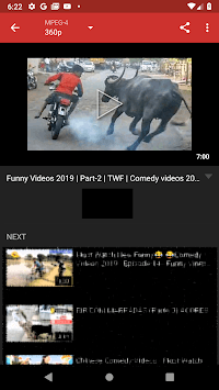 Free Video Movie Player HD APK screenshot 1
