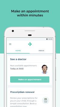 LIVI – Meet a doctor online APK screenshot 1