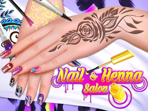 Henna's Nail Beauty SPA Salon APK screenshot 1