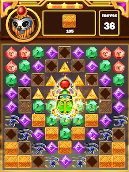 Egypt Curse Pyramid Quest APK screenshot 1