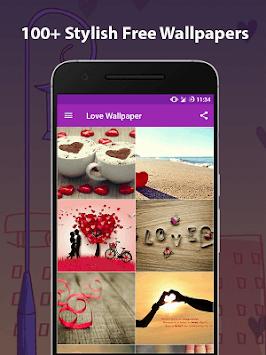 Romantic Love SMS 2018 APK screenshot 1