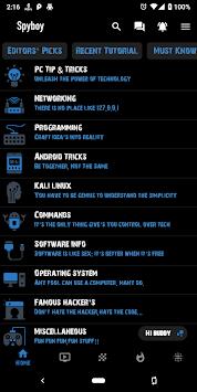 Spyboy - Unleash the Power of Technology APK screenshot 1