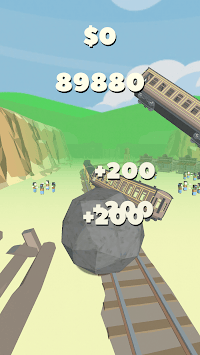 Rock of Destruction! APK screenshot 1