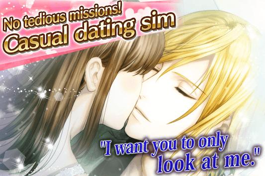 Visual novel games English: Love Gossip APK screenshot 1