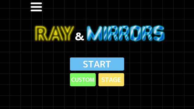Ray & Mirrors APK screenshot 1
