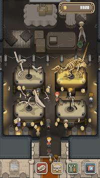 TAP! DIG! MY MUSEUM! APK screenshot 1