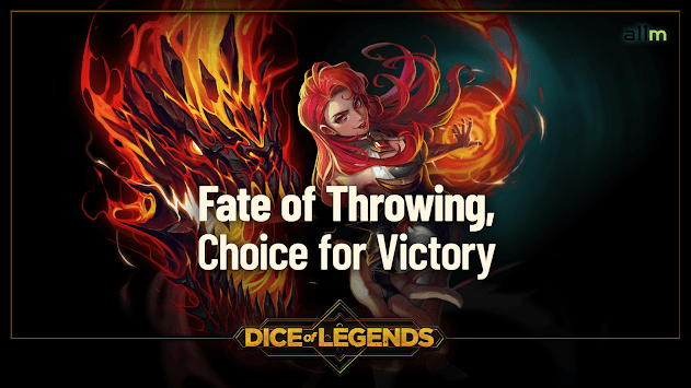Dice of Legends APK screenshot 1