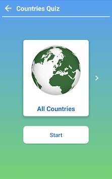 Geo Quiz - Countries of the World APK screenshot 1