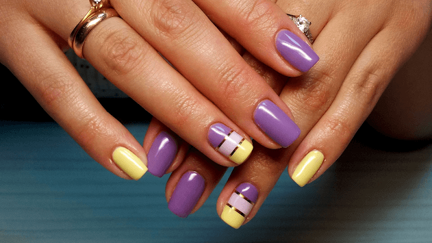 Nail manicure lessons APK screenshot 1