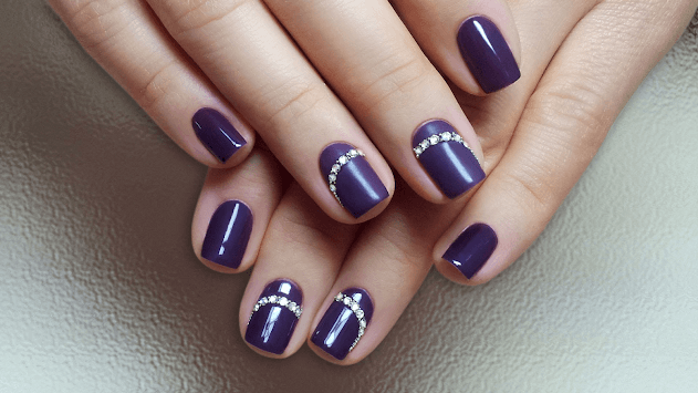 Nail manicure lessons APK screenshot 1