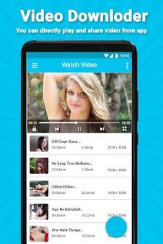 All Video Downloader 2018 APK screenshot 1