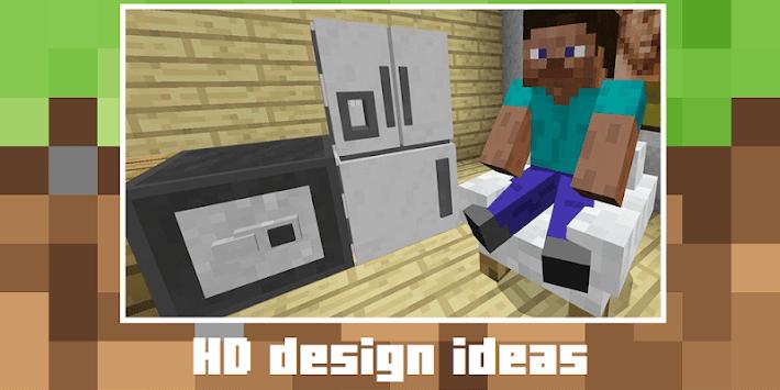 Furniture mods for Minecraft APK screenshot 1