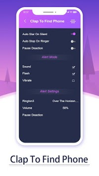 Find Phone by Clapping APK screenshot 1