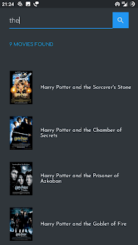 Movie Collection APK screenshot 1