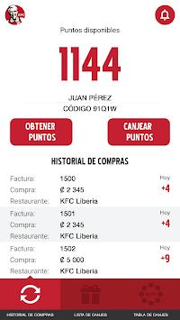 KFC CR APK screenshot 1