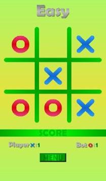 Tic-Tac-Toe for 2 Players APK screenshot 1