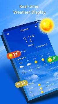 Weather Forecast App APK screenshot 1