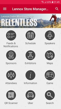 Lennox Events APK screenshot 1