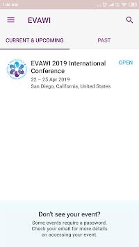 EVAWI APK screenshot 1
