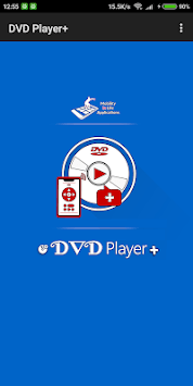 DVD Player+ APK screenshot 1