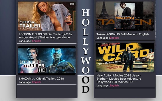 MovieFlix - HD Movies & Web Series APK screenshot 1
