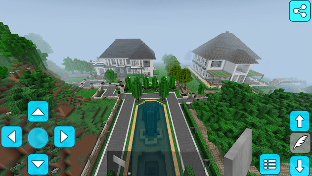 Multi Craft : Mini Block Town APK screenshot 1