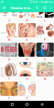 Diseases and Treatments APK screenshot 1