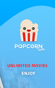Popcorn Time - Free Movies & TV Shows APK screenshot 1