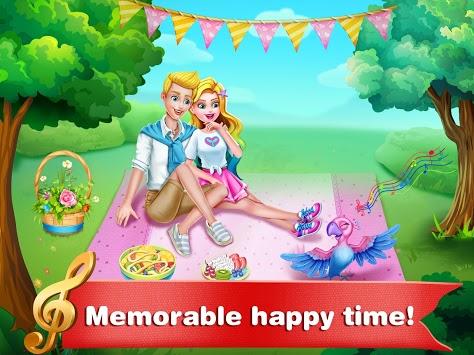 Mermaid Secrets25-Mermaid Princess Ocean Diary APK screenshot 1