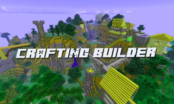 Block craft 3D -Build city simulator 2019 APK screenshot 1