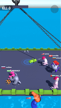 Party.io ! APK screenshot 1