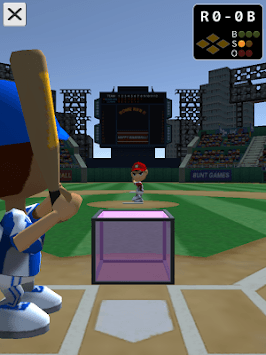 Pitcher Batter Umpire APK screenshot 1