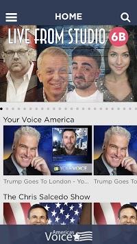 Americas's Voice APK screenshot 1