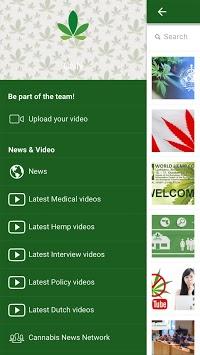 Cannabis News Network APK screenshot 1