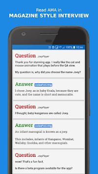 Joey for Reddit APK screenshot 1