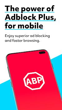 Adblock Browser Beta: Block ads, browse faster APK screenshot 1