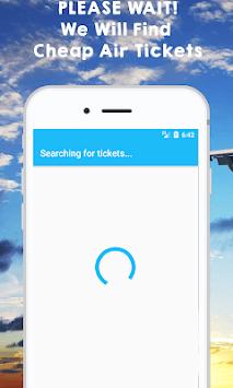 Cheap Flights Tickets app APK screenshot 1