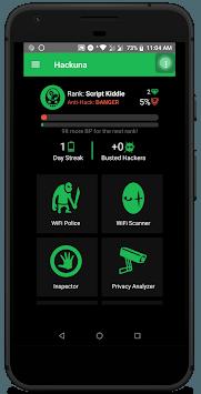 Hackuna - (Anti-Hack) APK screenshot 1