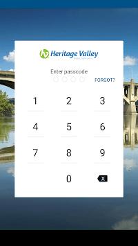Heritage Valley Mobile Banking APK screenshot 1