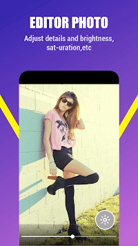 Panda Beauty Camera & Photo Editor APK screenshot 1