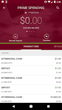 Resource One Credit Union APK screenshot 1